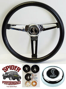 1970 1973 Mustang Steering Wheel Cobra 13 1 2 Muscle Car