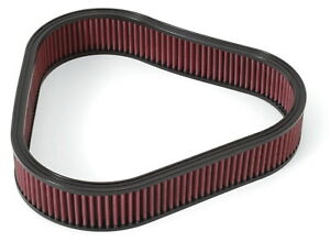Edelbrock 4226 Air Filter Red