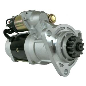 New Starter For Delco 39mt 24 Volt Cummins Isx Ism Engines 10461756 Sdr0317
