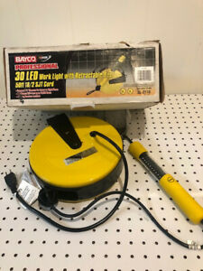 Led Work Light Retractable 18 2 50ft Ul Approved