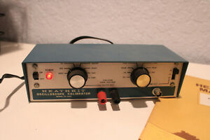 Vintage Heathkit Ig 4505 Oscilloscope Calibrator With Construction Manual