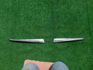 1941 Ford Truck Hood Ornament Side Pieces At Front Of Hood 41