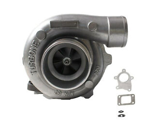 T3 T4 T3t4 T04e 48 A R 50 Trim Turbine 5 Bolt Flange Turbocharger Turbo Charger