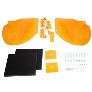 Snow Plow Blade Wing Extensions Extenders Add 20 For Snowplow Pro Wings Wing