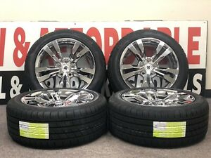 18x8 5 Cadillac Cts Wheels 2014 2017 Wheels And Tires 235 50 r18 Travelstar A s