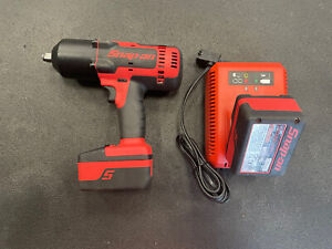 Snap On Ct8850 1 2 Cordless 18v Lithium Impact Wrench Bare Tool
