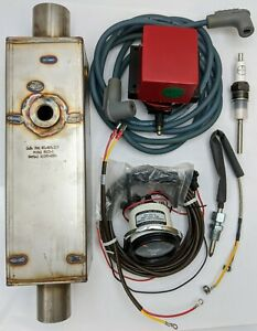 Ecs Purimuffler Kit For Cng Propane And Unleaded Gas Engines Sk 06200922tb
