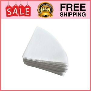 ultra Strong 10 Grease Fryer Oil Filter Cones Package Of 100 Free Shipping