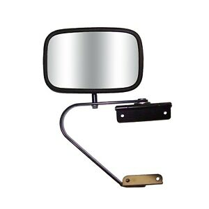 Cipa 41100 Universal Black Oe Style Black Replacement Side Mirror