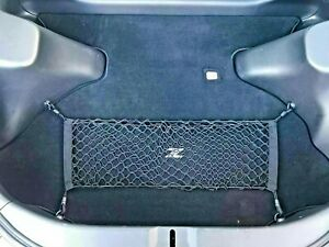 Rear Trunk Floor Style Organizer Mesh Web Cargo Net For Nissan 370z 2009 2020