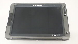 Lowrance HDS 12 Touch Insight GEN 2 GPS Fishfinder