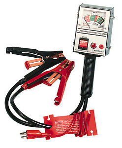 Associated Handheld Battery Alternator Load Tester 6031