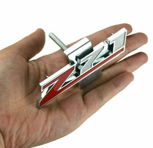 Front Grille Z71 Emblem Decal Badge For Gmc Chevy Silverado Sierra New Oem 1x