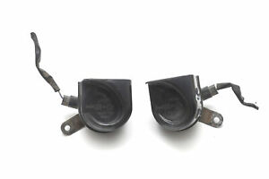 Honda Accord 03 07 Low High Tone Tune Note Pitch Horn Set 2 Oem 2003 2007 A903