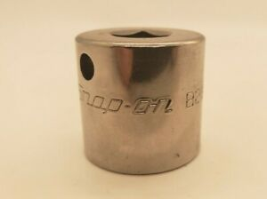 Snap On Tools 3 8 Drive Specialty Pentagon Socket 5 Point 5pt B2190 Dr