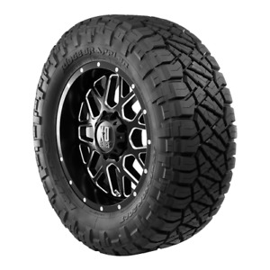 4 New Nitto Ridge Grappler 121q Tires 2957017 295 70 17 29570r17