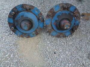Ford Tractor 601 801 641 861