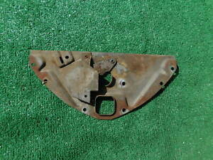 1941 Chevrolet Car Lower Hood Latch Plate 41 Chevy Special Deluxe Master Deluxe