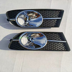 2pcs For Buick Verano Excelle Gt 2012 2015 Car Left Right Fog Light Lamp Cover