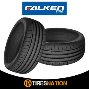 2 New Falken Azenis Fk453 225 50r17 98y Ultra High Performance Summer Tires