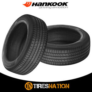 2 New Hankook Kinergy St H735 205 55r16 91h Touring All Season Tires