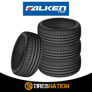 4 New Falken Azenis Fk453 225 50r17 98y Ultra High Performance Summer Tires