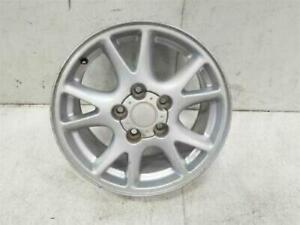 2000 2001 2002 Chevrolet Camaro 16x8 Brushed Finish Wheel 10 Spoke Factory