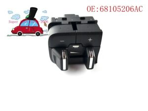Trailer Brake Control Switch Oem 68105206ac For 2013 2021 Dodge Ram Replacement