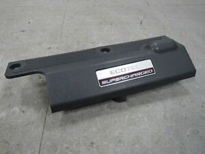 05 07 Chevrolet Cobalt Ss Saturn Ion 2 0l Supercharged Ecotec Fuel Rail Cover 77