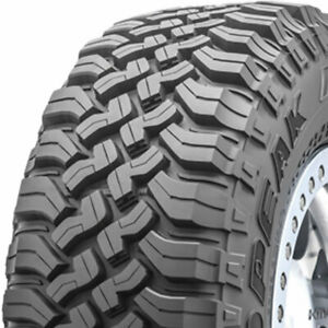 4 New Lt255 75r17 Falken Wildpeak Mt 111 108q C 6 Ply Mud Terrain Tires 28516714