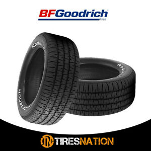 2 New Bf Goodrich Radial T A P275 60r15 107s Tires