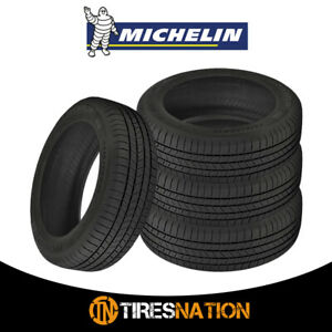 4 New Michelin Energy Saver A S P215 65r17 98t Tires