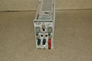 Tektronix Ps503a Dual Power Supply Plug In tp1107