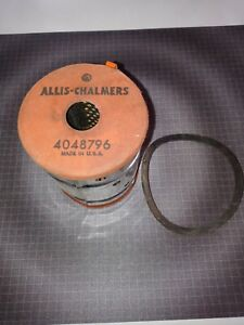 Allis Chalmers Filter 4048796 Used Made In U s a