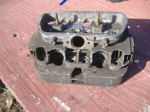Vw Bug Single Port Cylinder Head Rebuildable 311101373a Type 3 Ghia Bus 4
