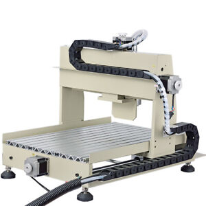 3 axis 3040 Router Engraver Cnc 3d Cutter Wood Carving Drill milling Machine Usa
