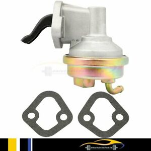 Mechanical Fuel Pump Bbc For Chevy 366 396 402 427 454 502 3 8 Npt Fitting
