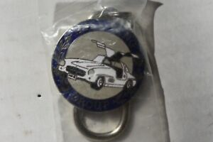 Mercedes 300sl Gullwing Key Chain New
