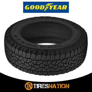 1 New Goodyear Wrangler Trailrunner At 245 65 17 107t Precise Traction Tires