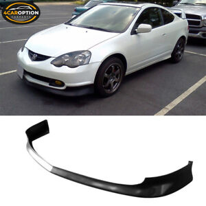 Fits 02 04 Acura Rsx Dc5 Jdm Tr Type r Front Bumper Lip Spoiler Body Kit Pu