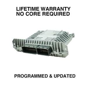 Engine Computer Programmed updated 2009 Ford Truck 8c3a 12a650 ecg Sct6 6 4l