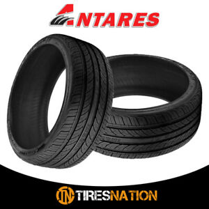2 New Antares Ingens A1 195 60 14 86h All season Performance Tire