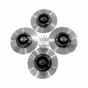 4 Pcs Wheel Center Hub Caps Fits Chevy Impala Ss 1994 1995 1996