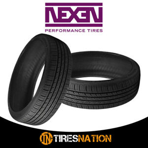 2 New Nexen N5000 Plus 235 45r17 94h Tires