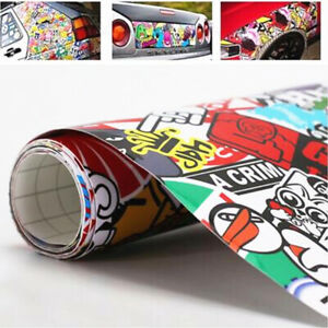 Skateboard Stickers Bomb Vinyl Laptop Luggage Decals Dope Sticker Lot Cool