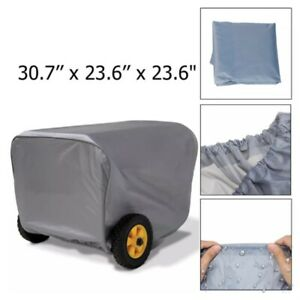 Portable Generator Storage Cover Weather resist Outdoor Small Generator Cover