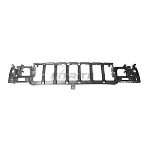 New Front Header Panel Fits Jeep Grand Cherokee 1996 1998 Ch1220114 55054996ab
