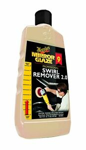 Meguiars M0916 Mirror Glaze Polishing Compound Car Cleaner