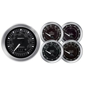 Autometer 8100 Chrono Gauge Kit