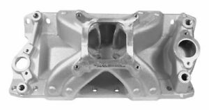 Wilson Manifolds 128250 Super Victor Intake Manifold For Small Block Chevy